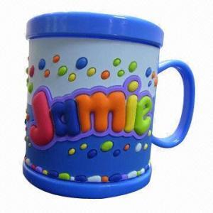 Best Plastic Cartoon Promotional Mug wholesale