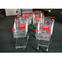 China Heavy Duty Shopping Cart Trolley 60L - 240L Durable Euro Style on sale