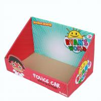 Best Product Corrugated Packaging Box Display Stands CYMK Color Non Lids For Supermarket wholesale