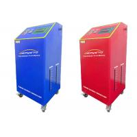 Best 65kg Red Transmission Cooler Flush Machine Cycle Clenaing 20L Oil Drum wholesale