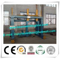 Best Star beam Assembling Machine, H Beam Production Line For Fit Up Star Beam wholesale