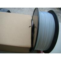 Best 3D Printing Color Changing Filament High Performance , White To Blue wholesale