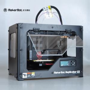 Best High precision desktop makerbot replicator 2x 3d printer machine wholesale