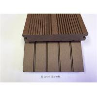 Best PVC / PE / Wood Plastic Composite Flooring Customized Length And Width For House wholesale
