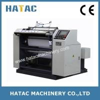 China NCR Paper Slitter Rewinder,ATM Paper Roll Slitting and Rewinding Machine,Thermal Paper Slitting Rewinding Machine on sale