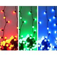 Cheap Christmas light LED light chian with capsule for indoor IP20 or IP44 Waterproof for sale