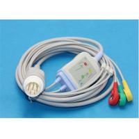 Best Philips M1733a ECG Patient Cable Reliable Medical TPU Cable Material wholesale