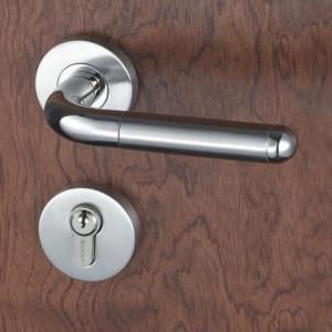 Best SUS304 Easy Installation Escutcheon Lock Mortise Lock Set For 38 - 55 mm Door wholesale