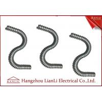 Best US Standard Steel Flexible Electrical Conduit , 1 inch 2 inch 3 inch Conduit Pipe wholesale