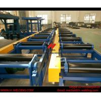 Best Mitsubishi Inverter H Beam Assembly Machine for H / T / I  Beam Production Line wholesale