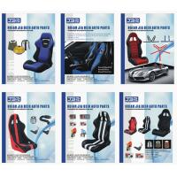Cheap Lightweight Sport Racing Seats Easy Installation , fully reclinable bucket seats for sale