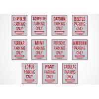 Best Modern New Warning Sign Wall Hanging Paintings For Home Decor wholesale