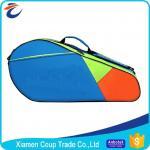 Best Adjustable Shoulder Strap Custom Sports Ball Bag Durable Zipper For Badminton wholesale