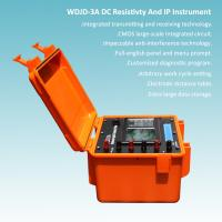 Best Metal And Non-metal Resources Exploring DC Resistivity And IP Insrtument wholesale