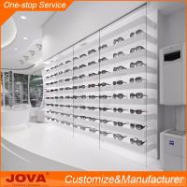 Cheap Optical frame display rods eyeglass kiosk design ...