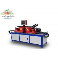 Best Full - Automatic Stainless Steel Blue Paper Tube Grinding Machine / Paper Core Making Machine wholesale