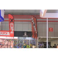 Best Custom Beach Feather Flags Banner Outdoor With Fiberglass Pole wholesale