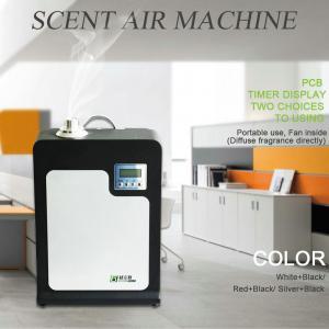 Best 500ml HVAC Scent Diffuser , Essential Oil Diffuser HVAC System Scent Machine wholesale