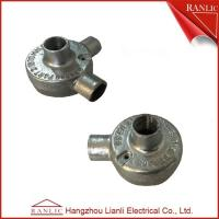 Best Trough Way Conduit Junction Box Back Outlet / Entry 20mm to 50 mm , OEM service wholesale