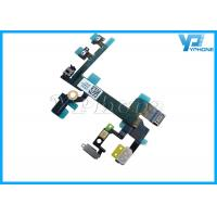 Buy cheap Apple iPhone Spare Parts for iphone 5s power flex cable , Original from wholesalers