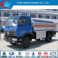 Best 10000L Dongfeng Euro3 Fuel delivery tank for Sales wholesale