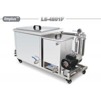 Quality Limplus Custom large capacity ultrasonic cleaner With Fiteration And Skimming Unit wholesale