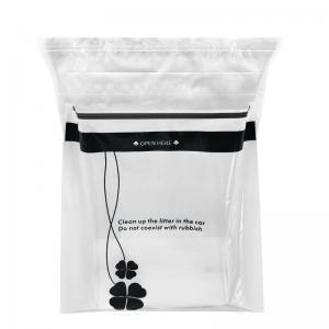 Best Self Adhesive Biodegradable PE Plastic Garbage Bag For Car wholesale