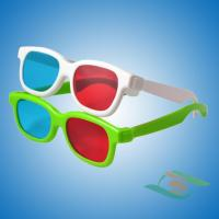 Best Anaglyph 3D Glasses for Computer Game (LS10RC) wholesale