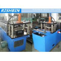 Quality Fabricated Sheet Metal Rolling Machine for Wall Frame , Polished wholesale
