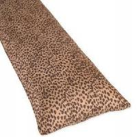 Best Animal Print Full Length Double Zippered Body Pillow Cover wholesale