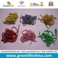 Best 2.4mm Metal Fashionable Colors Ball Chain Room Divider with Connector wholesale