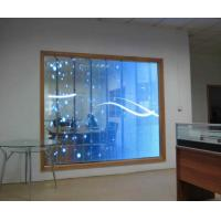 Buy cheap Professional Glass High Transparent Led Wall Event Background Led Curtain from wholesalers