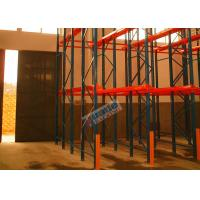 Best Customized Warehouse Storage Racks Drive In Pallet Racking Q235B Steel Material wholesale