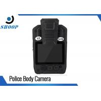 """Best 2.0"""" LCD Small Police Officers Wearing Body Cameras 1296P Motion Detection wholesale"""