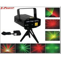 Best Red and Green Color Mini Laser Stage Light With 20 Patterns Gobos For KTV, DJ Club  S-20 wholesale