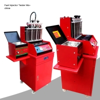 Buy cheap LED Display 50r/Min 0.6Mpa Fuel Injector Tester Machine from wholesalers