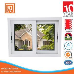 Best Powder Coated Double Glass Aluminum Interior Sliding Glass Windows In China wholesale