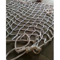 Best Polypropylene Rope Cargo Net Slings wholesale