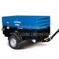 China Liutech High Reliability Portable Ingersoll Rand Air Screw Compressor on sale