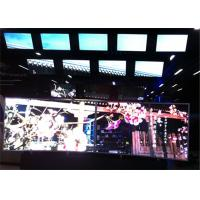 Best 110 Inch Advertising LED Billboard , Interactive Touch Screens For Exhibition Room wholesale