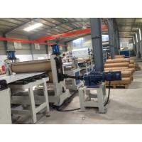 Best PE Aluminum Composite Panel Production Line 1200mm Height 170mm 180mm Screw Diameter wholesale