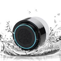 Best IPX7 Waterproof Wireless Bluetooth Portable Speakers with Suction Cup wholesale