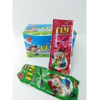 Best Candy Stick With Fly Leaf and Sticker Combine Eating and Fun Kid's Love wholesale