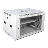 Best Wall Mount Locking Server Small Network Cabinet Mobile Server Rack In White wholesale