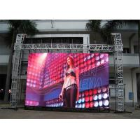 Best Indoor Stage Rental High Definition LED Display Die - Casting Aluminum wholesale