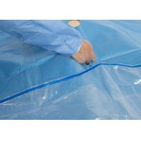 Best Lithotomy Sterile Surgical Packs Urinary Procedure Packs TUR Drapes Hypoallergenic wholesale