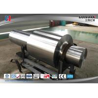 ASTM Heavy Steel Forgings , Quenching Tempering Transmission Main Shaft