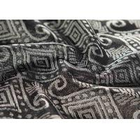 Best Advanced Woven Fabric Recycled 50% Polyester With Non Woven fabric Backing Mattress Jacquard Fabric wholesale
