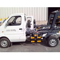 Best Hook Lift Garbage Truck 1Ton Special Purpose Vehicles For Refuse Collection XZJ5020ZXXA4 wholesale