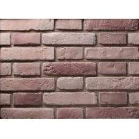 Best Old Style And Antique Texture Thin Veneer Brick For Wall Decoration , Mixed Sizes Clay wholesale